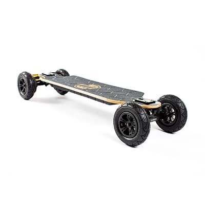 E-Skateboard Test