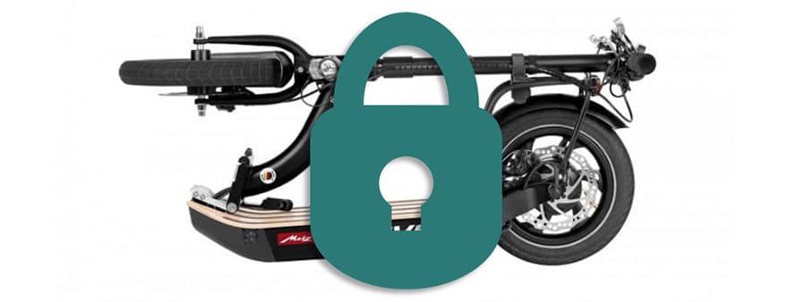 Motorrad Roller Fahrrad Scheibenbremse Schloss Sicherheit Alarmanlage AUTO L-M A