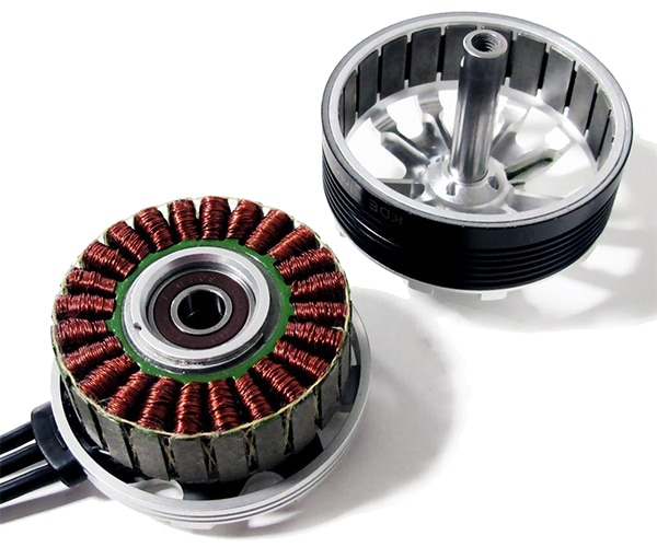 E-scooter Brushless Motor