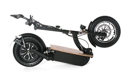 E-Scooter mit Sitz klappbar
